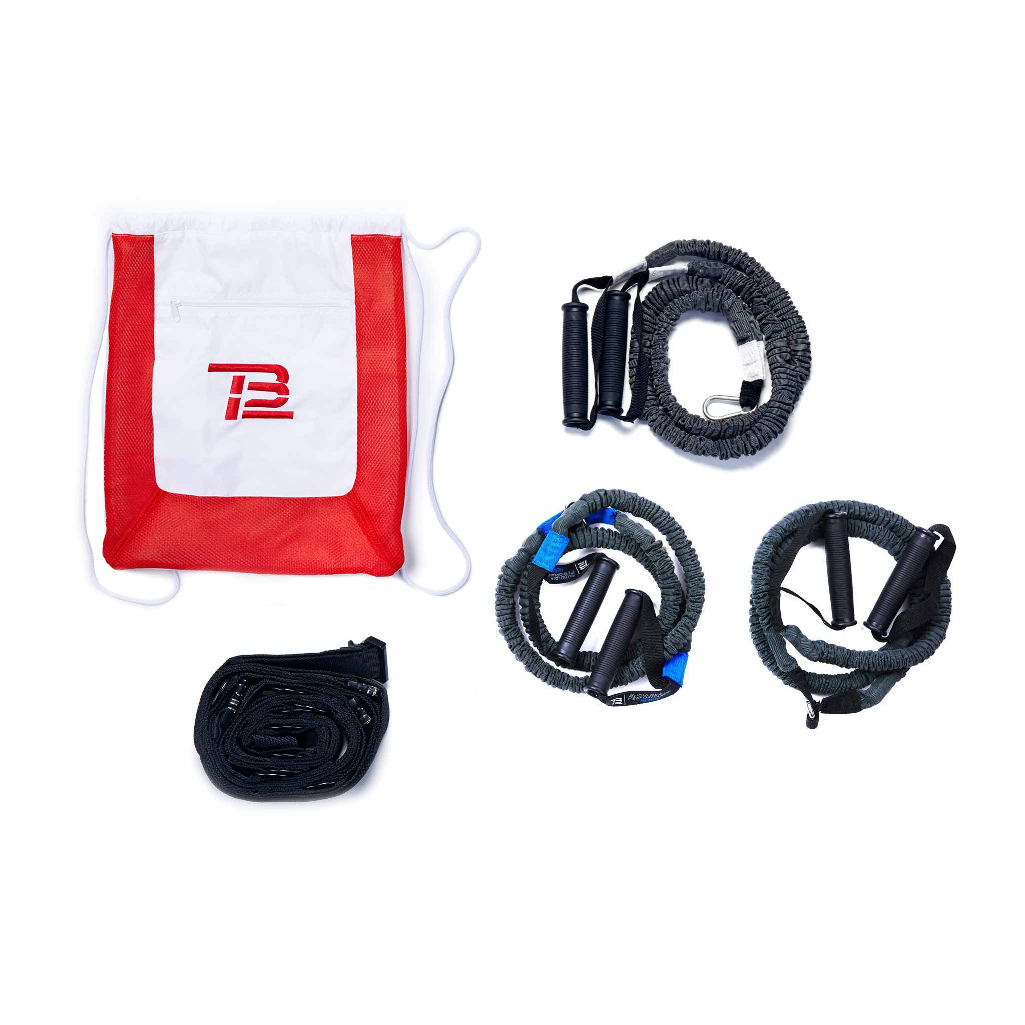 TB12™ Handle Resistance Bands Kit