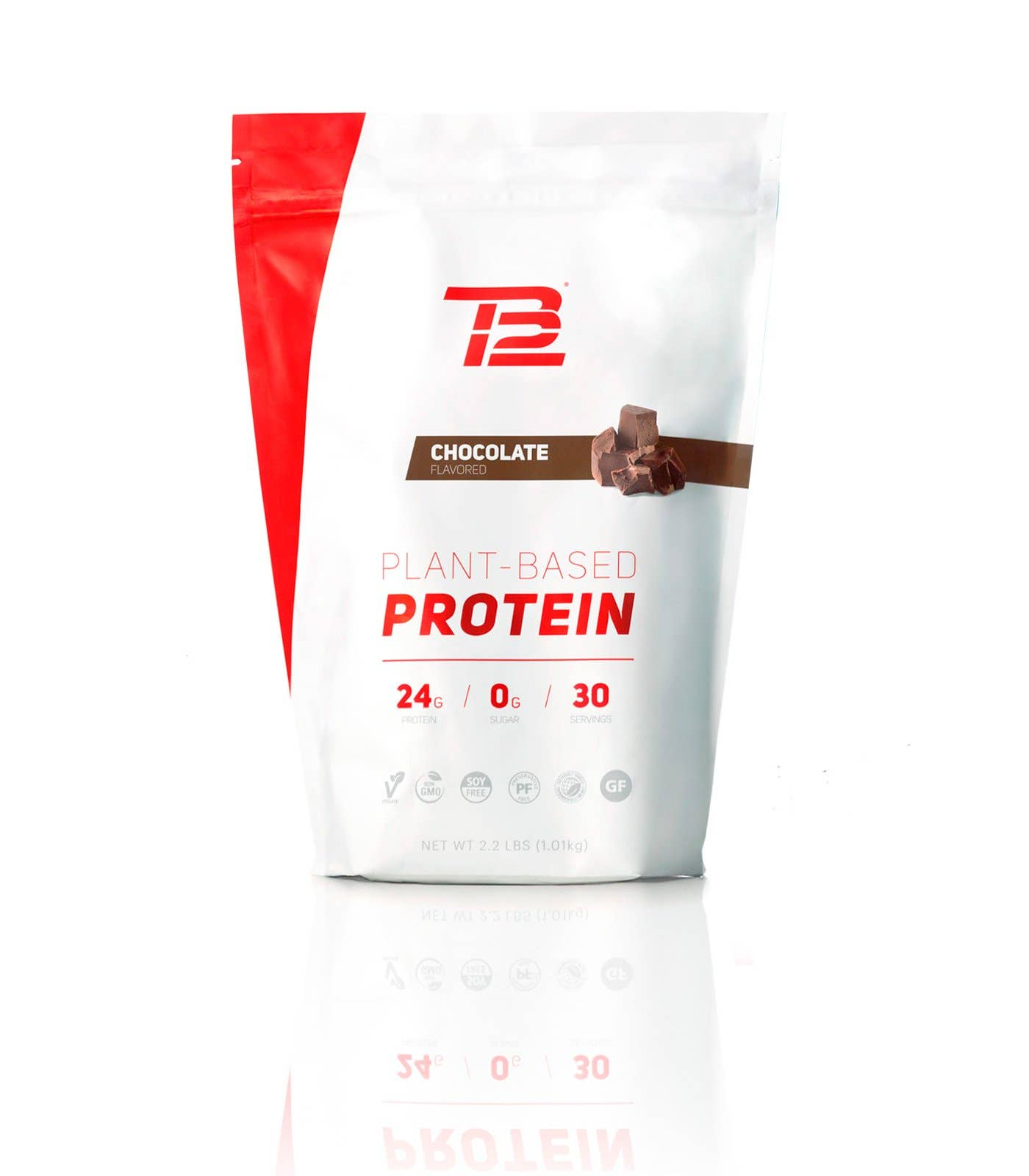 Chocolate TB12 Plant-Based Protein