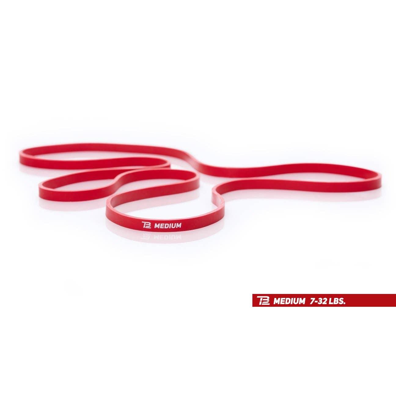 tb12 long medium looped resistance band