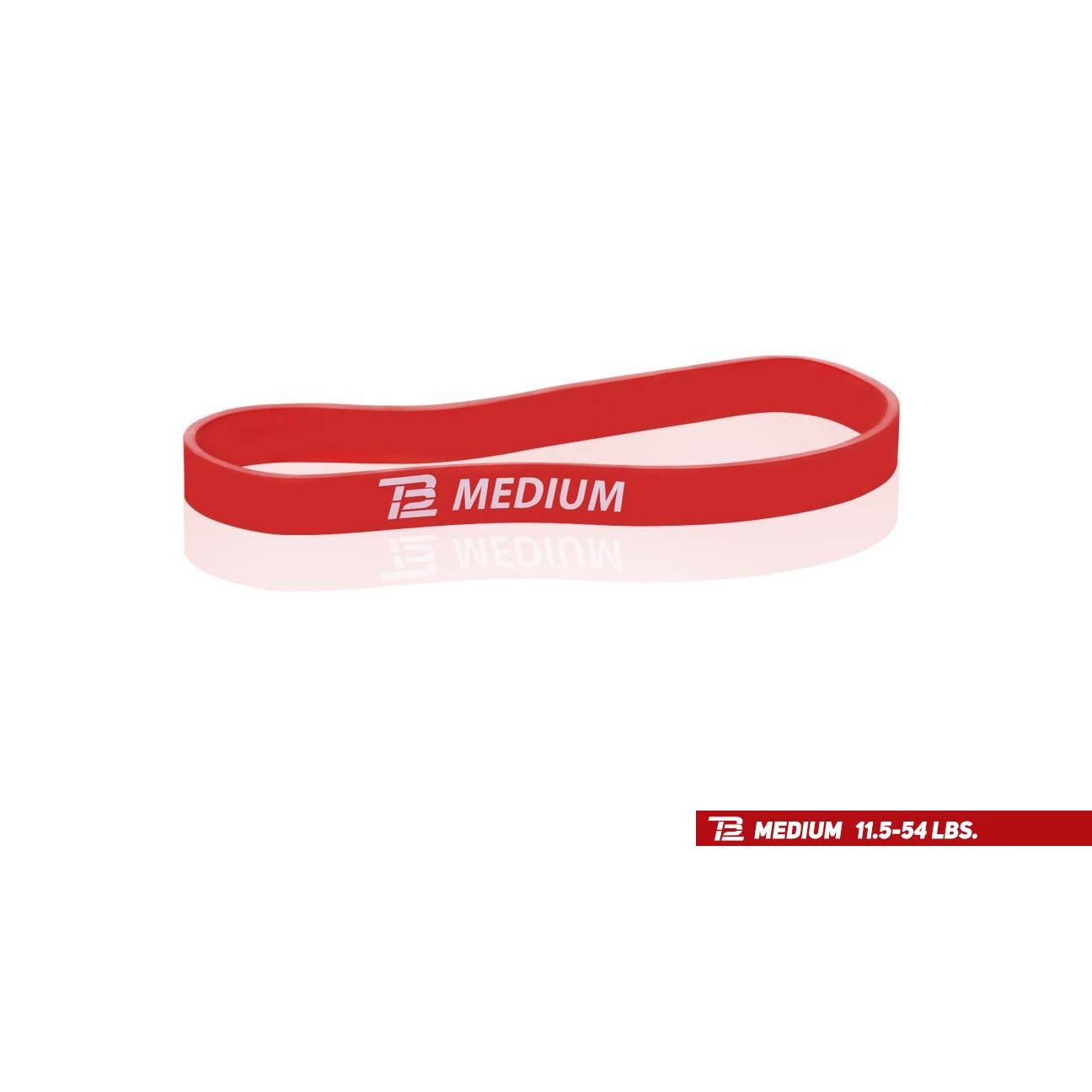 tb12 short medium looped resistance band