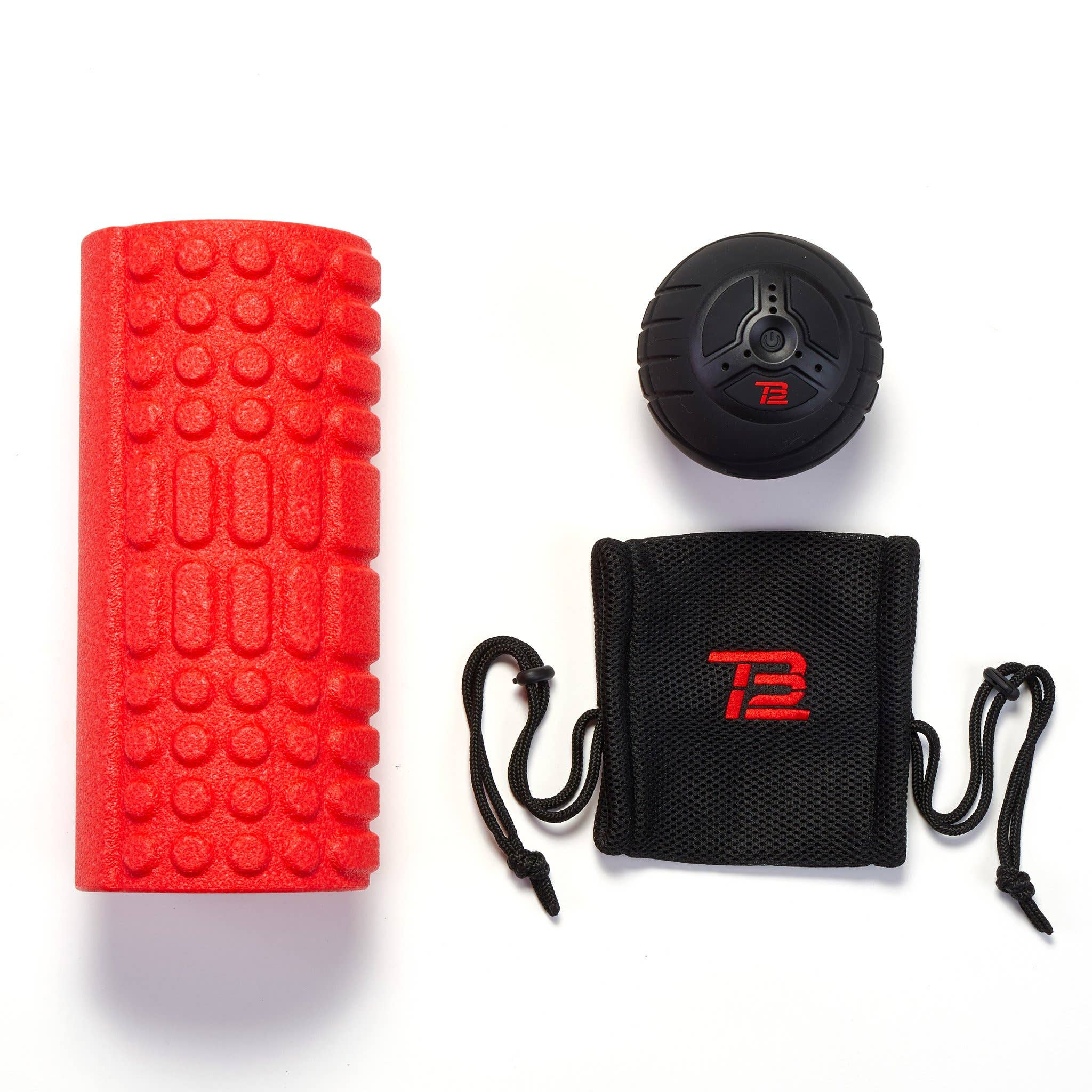 TB12™ Vibrating Pliability Roller and Sphere Bundle