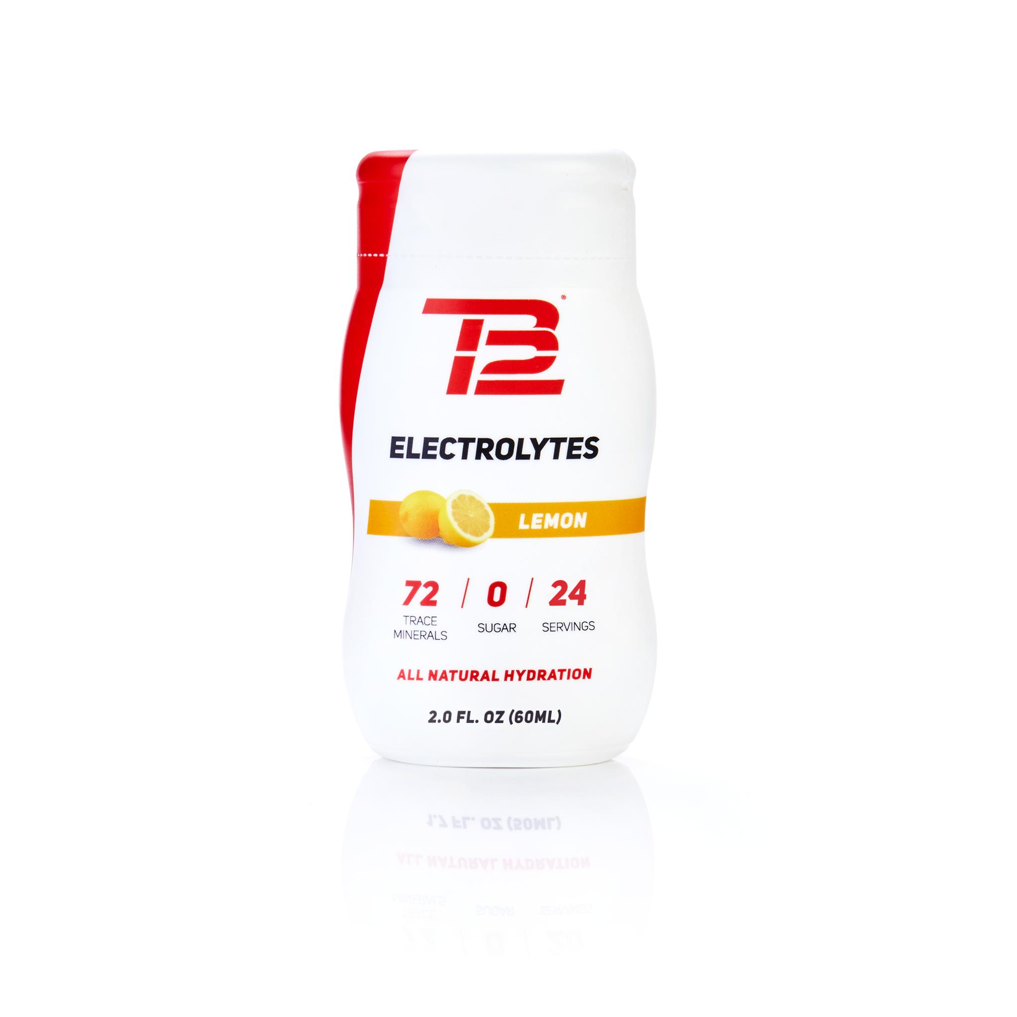 TB12™ Electrolytes - Lemon