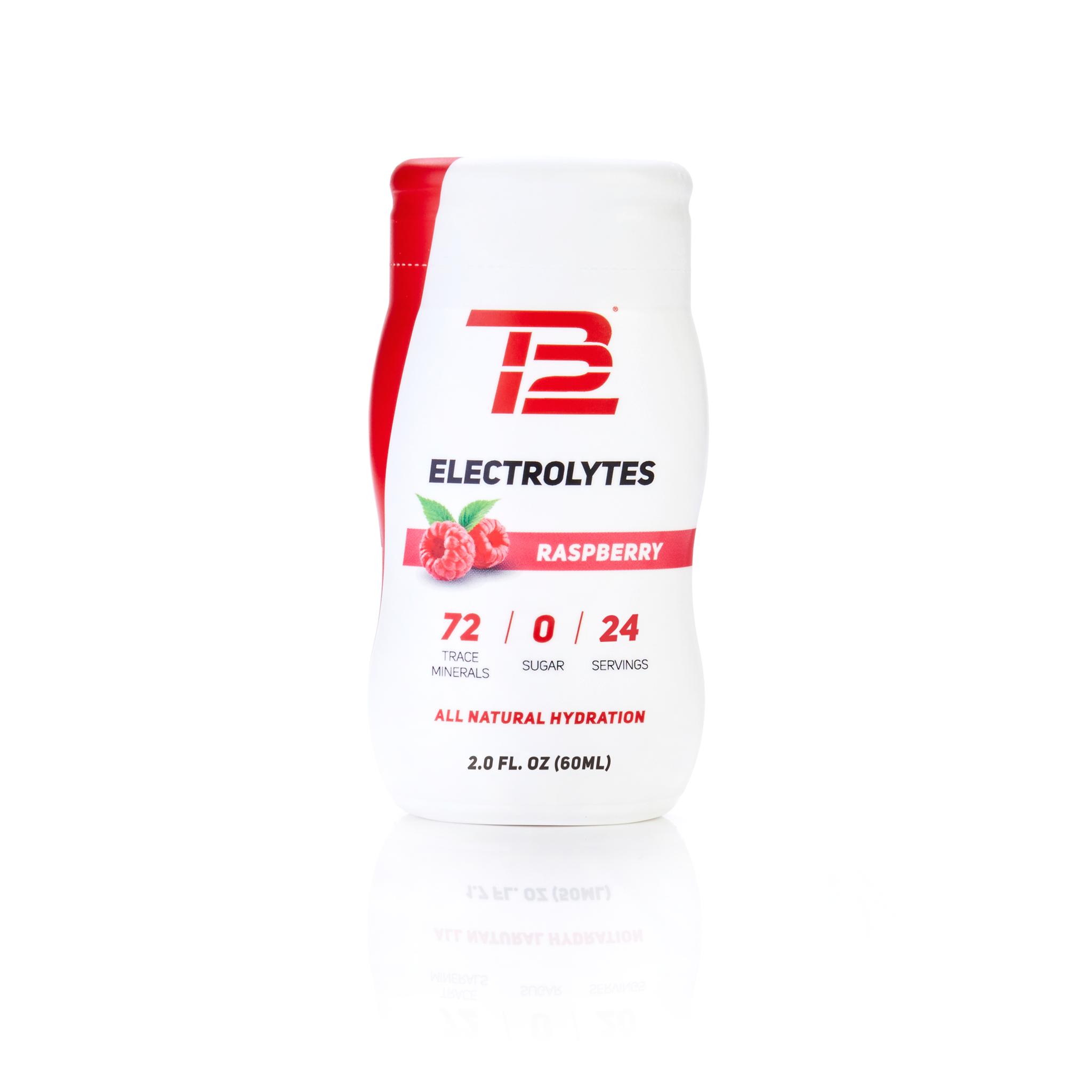 TB12™ Electrolytes - Raspberry