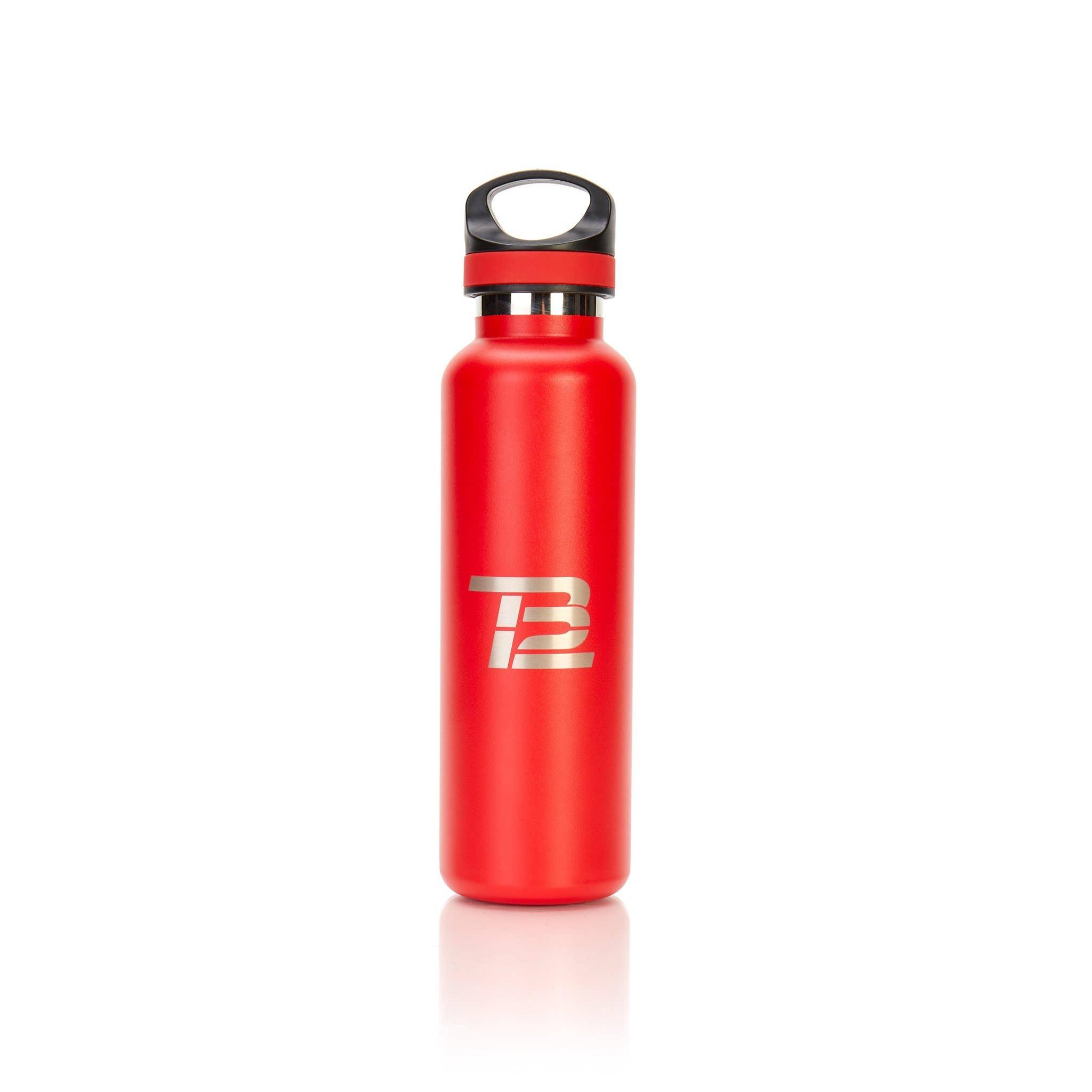 TB12™ Water Bottle front
