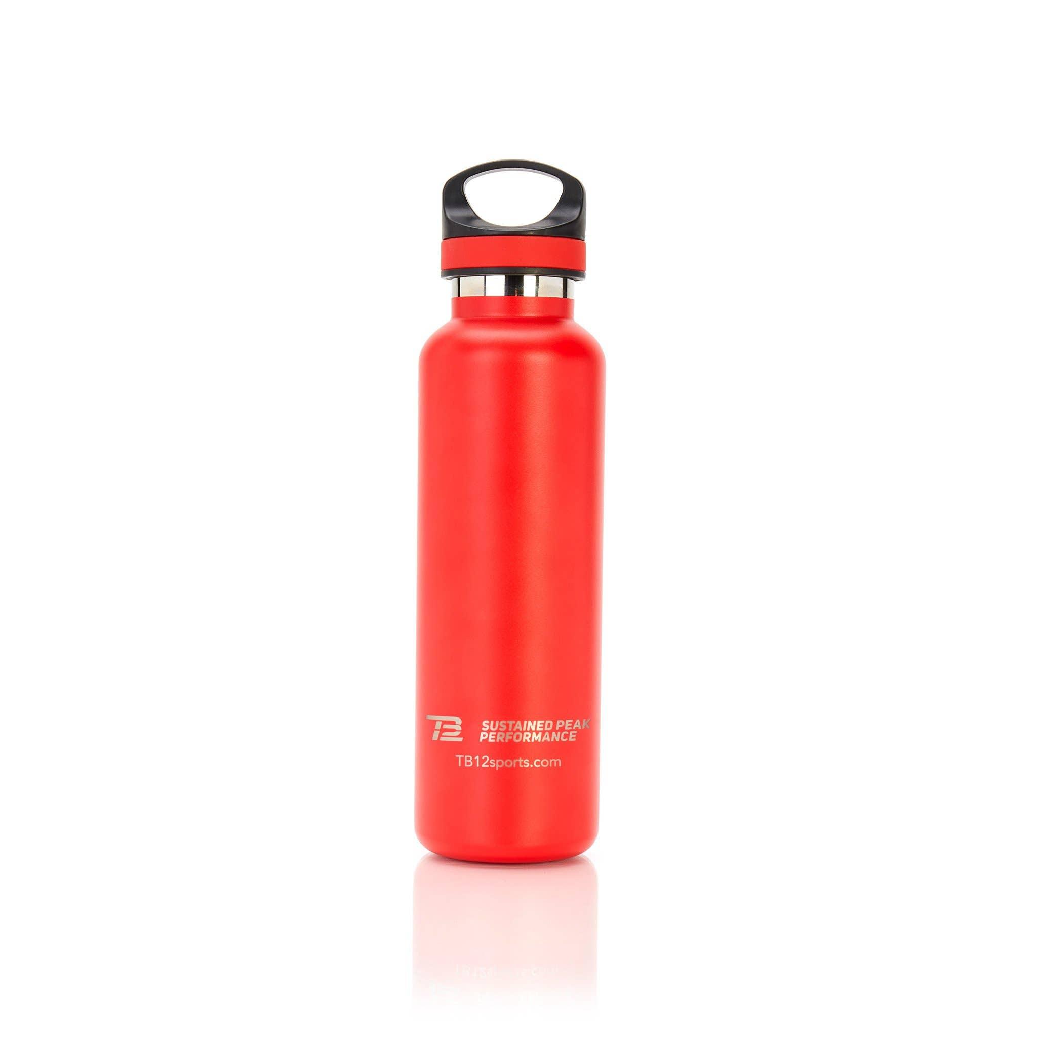 TB12™ Water Bottle back