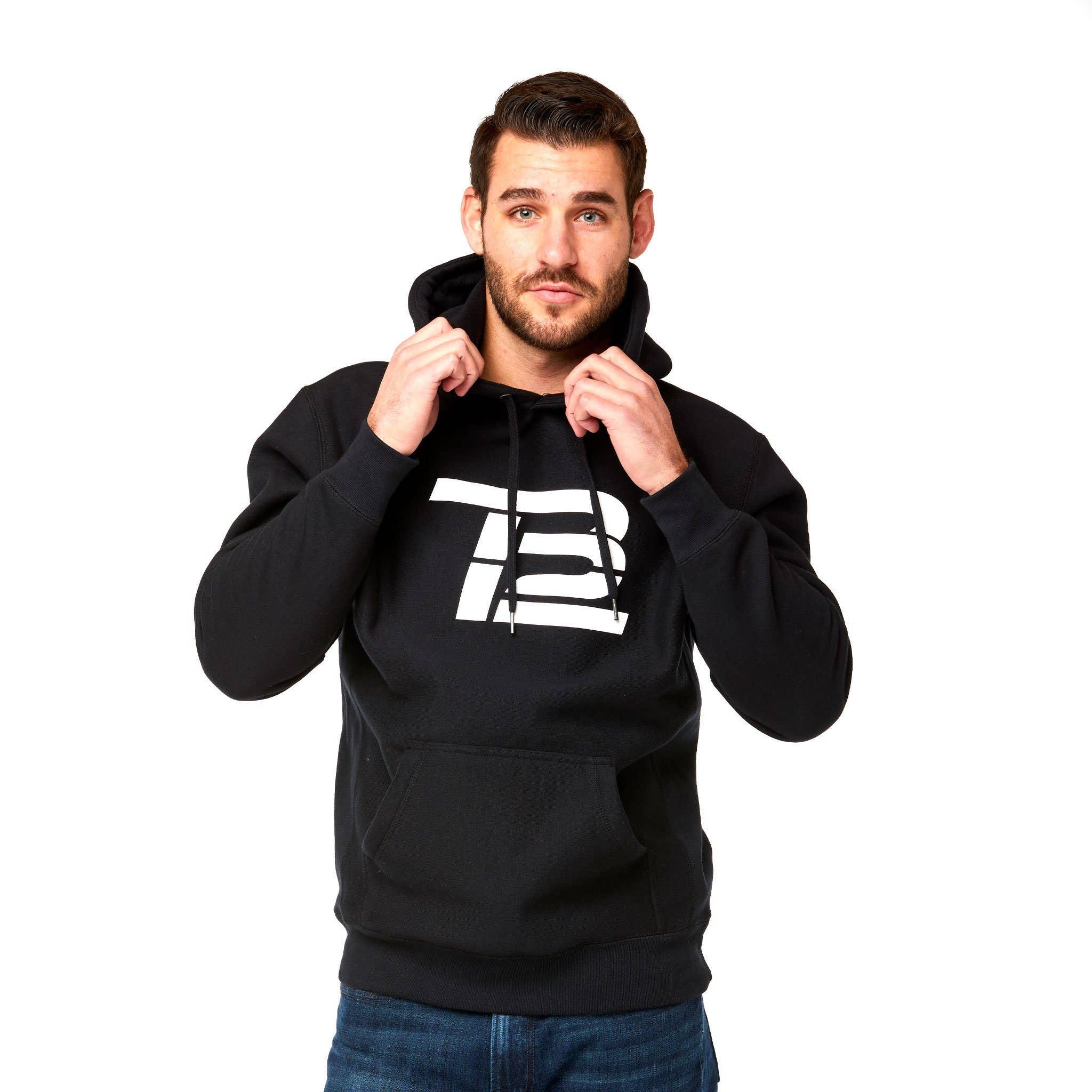 TB12™ Heavyweight Hoodie Black